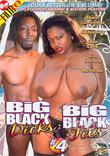 Big Black Dicks Big Black Tits #4 Box Cover