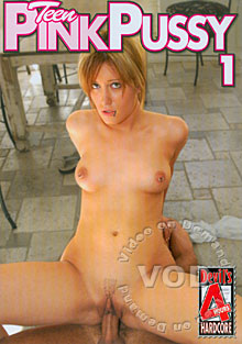 Teen Pink Pussy 1 Box Cover