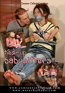Tied Up Babysitters Box Cover