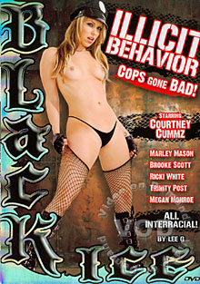 Illicit Behavior: Cops Gone Bad Box Cover