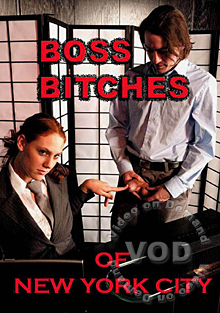 Boss Bitches Of New York City Box Cover