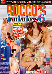 Rocco's Initiations 6 Box Cover