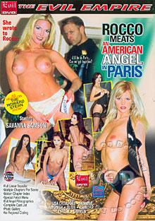 Rocco Meats An American Angel In Paris Box Cover