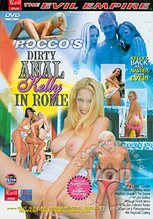 Rocco's Dirty Anal Kelly In Rome Box Cover