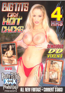 Big Tits On Hot Chicks Box Cover
