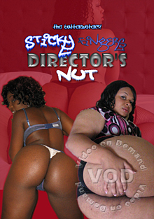Sticky Fingers: Director's Nut Box Cover
