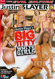 Big Titty White Girls Box Cover