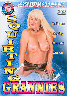 Squirting Grannies Box Cover