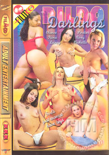 Dildo Darlings Box Cover