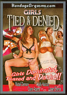 Girls Tied & Denied Box Cover