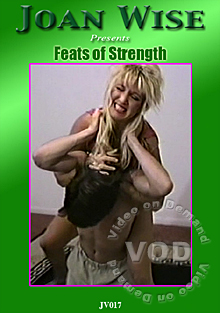 Feats Of Strength Box Cover