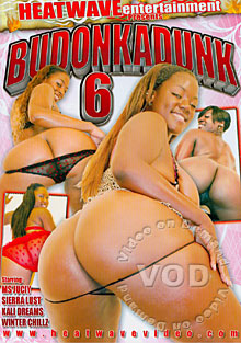 Budonkadunk 6 Box Cover