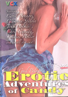Erotic Adventures Of Candy Box Cover