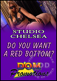 Studio Chelsea - Do You Want A Red Bottom? Box Cover