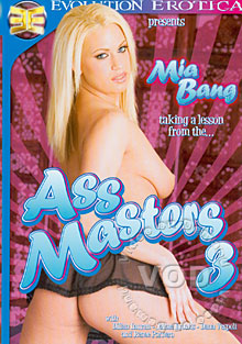 Ass Masters 3 Box Cover
