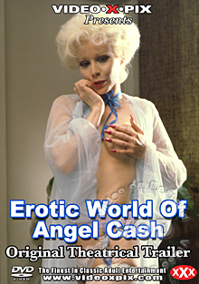 Original Theatrical Trailer - The Erotic World Of Angel Cash