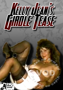 Kelly Jean's Girdle Tease Box Cover