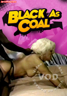 Black As Coal Box Cover