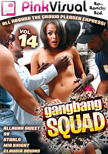 Gangbang Squad Volume 14 Box Cover