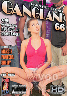 Gangland 66 Box Cover