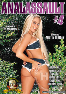 Anal Assault #4 Box Cover