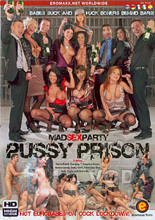 Mad Sex Party - Pussy Prison Box Cover