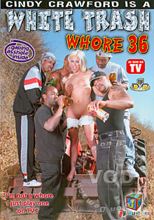 White Trash Whore 36 Box Cover