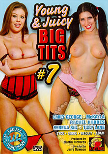 Young & Juicy Big Tits #7 Box Cover