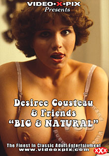 Desiree Cousteau & Friends Big & Natural Box Cover