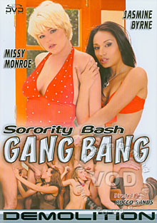 Sorority Bash Gang Bang Box Cover