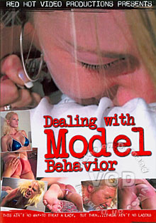 Dealing With Model Behavior Box Cover