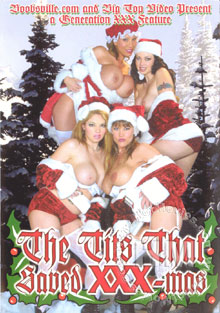 The Tits That Saved XXX-Mas Box Cover