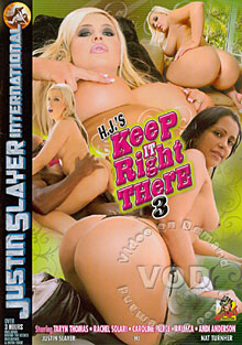 H.J.'s Keep It Right There 3 Box Cover