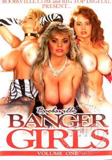 Boobsville Banger Girls Vol. 1 Box Cover