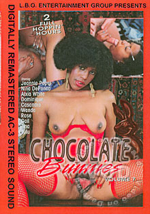 Chocolate Bunnies 7 Box Cover