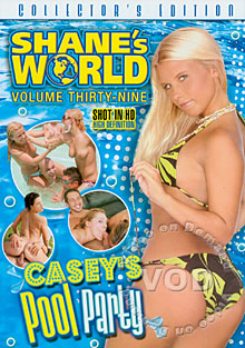 Shane's World Volume Thirty-Nine: Casey's Pool Party Box Cover