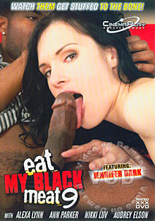 Eat My Black Meat 9 Box Cover