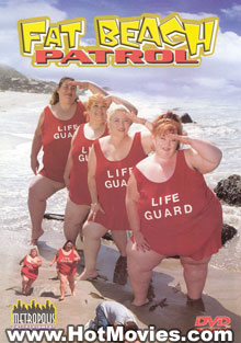 Fat Beach Patrol Box Cover