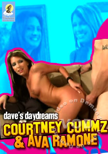 Dave's Daydreams Courtney Cumms & Ava Ramone Box Cover