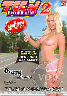Teen Hitchhikers 2 Box Cover