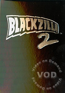Blackzilla 2 (Disc 2) Box Cover