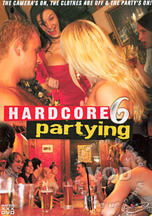 Hardcore Partying 6 Box Cover