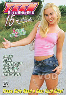 Teen Hitchhikers 15 Box Cover