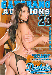 Gangbang Auditions #23 Box Cover