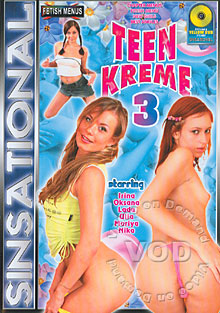 Teen Kreme 3 Box Cover