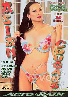 Asian Cougars Box Cover