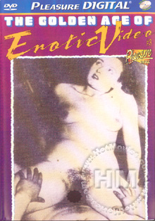 The Golden Age Of Erotic Video 3 Box Cover