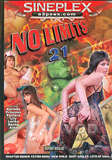 No Limits 21 Box Cover