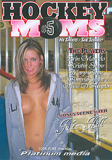 Hockey Moms #5 Box Cover
