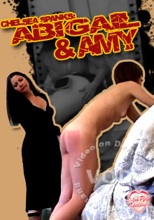 Chelsea Spanks: Abigail & Amy Box Cover